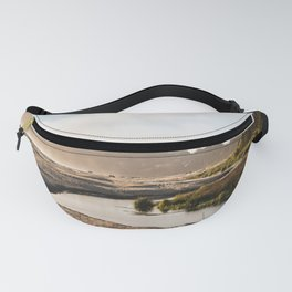 Agate Beach Oregon Coast Sunset and Golden Hour Photography Fanny Pack