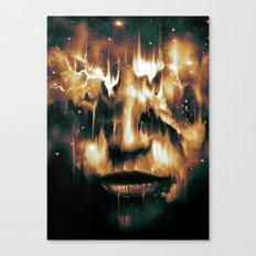 Blind Fate Canvas Print
