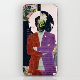 Fate Has Chosen And Cannot Be Denied iPhone Skin