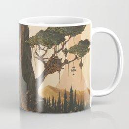 The Ancient Heart Tree Coffee Mug