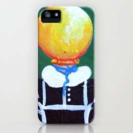 Balloon Girl iPhone Case
