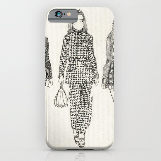 Miu Miu fall 2012 RTW iPhone & iPod Case