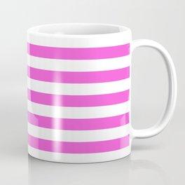 U.S. Flag: Pink Coffee Mug