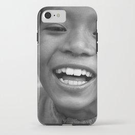 Lukla Children 3 iPhone Case