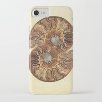 minerals iPhone & iPod Cases featuring HISTORY IN MY HAND by Catspaws