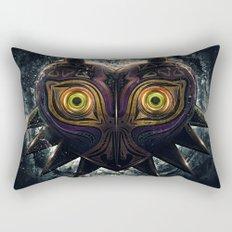 Epic Pure Evil of Majora's Mask Rectangular Pillow