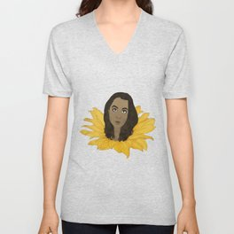 Sunflower No.3 Unisex V-Neck