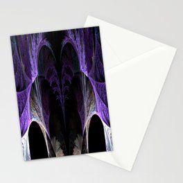 Amethyst Cavern Stationery Cards