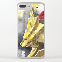 Ornstein Clear iPhone Case