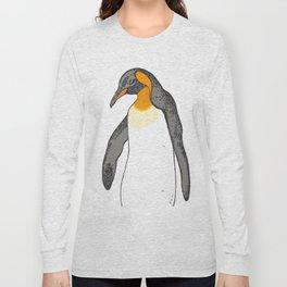 Sorrowing Penguin Long Sleeve T-shirt