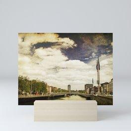 Dublin City Mini Art Print