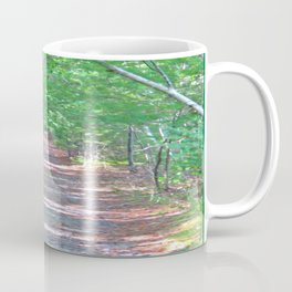 Trailblazing in Shelburne, Nova Scotia Coffee Mug