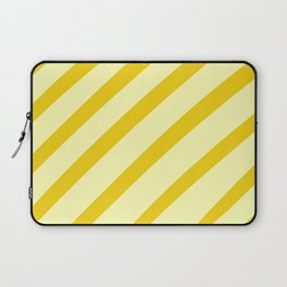 Sunny Stripes Laptop Sleeve