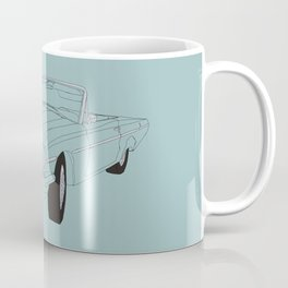 1966 Ford Thunderbird Coffee Mug