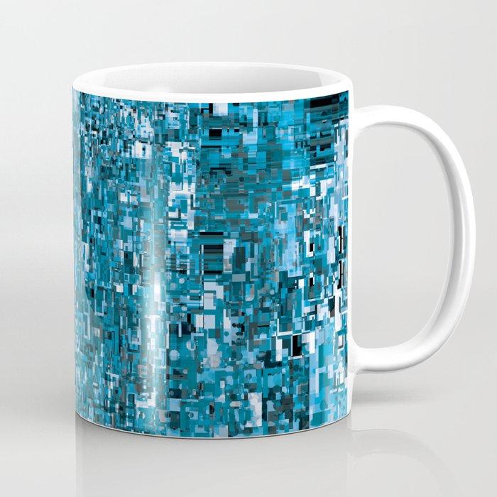 Circuitry Abstract Coffee Mug