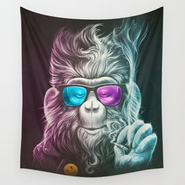 Smoky Wall Tapestry