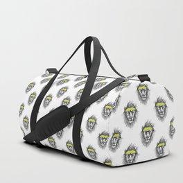 Hipster lion (light version) Duffle Bag