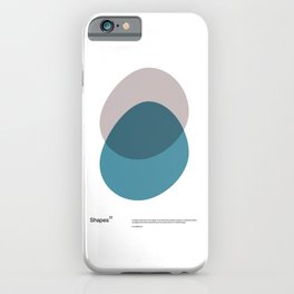 Shapes 01 iPhone Case
