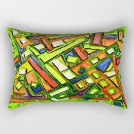 Uptown Oakland Rectangular Pillow