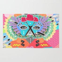 Collage Fest Rug