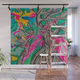 Grow Slow Wall Mural