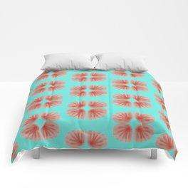 Shell Tie Dye Comforters