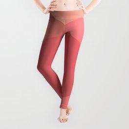 Rose Triangles Leggings
