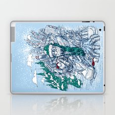 The Snowmaker Laptop & iPad Skin