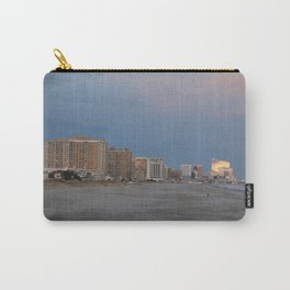 Atlantic City, NJ Carry-All Pouch