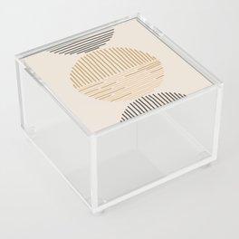 one last swim Acrylic Box