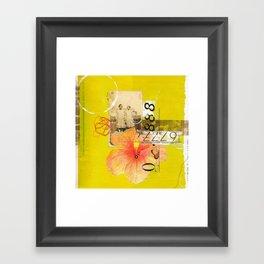 Agnes & Annie Framed Art Print