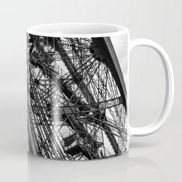 Eiffel tower fragment Coffee Mug