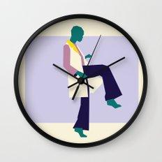 Fashion Dance 6 Wall Clock