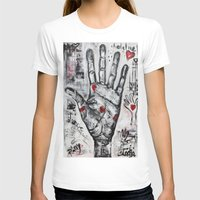 writer T-shirts featuring palm writer by sladja