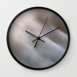 Flow II Wall Clock