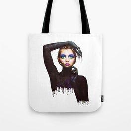 The Girl 3 Tote Bag