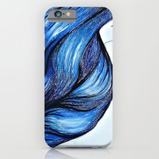 Abstract Hair iPhone 6s Slim Case