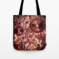 steampunk Tote Bags featuring Steampunk by MehrFarbeimLeben