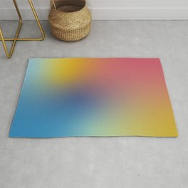 Abstract Gradient No. 11 Rug