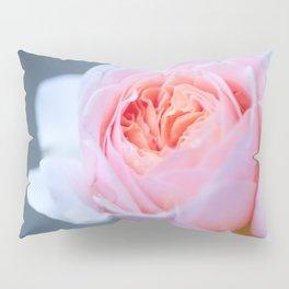 Forever in Love - Pink Rose #1 #decor #art #society6 Pillow Sham