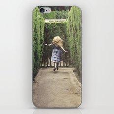 Alice world 1 iPhone & iPod Skin