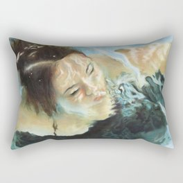 Mari Underwater Rectangular Pillow
