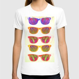 Sunglasses In Paradise T-shirt
