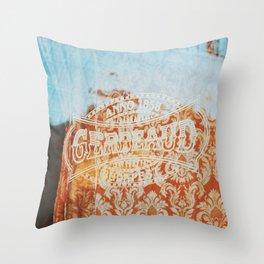 Cafe Gerbeaud - Budapest Throw Pillow