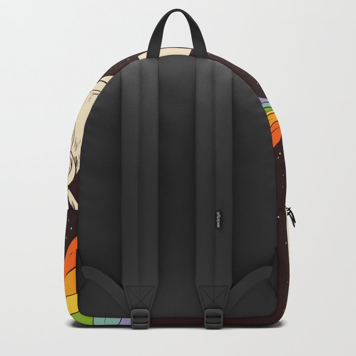 Dark Side of Existence Backpack