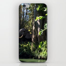 Jungle Cruse iPhone Skin