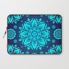 PATTERN ART04-Blue Laptop Sleeve