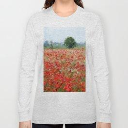 Mohnfeld II Long Sleeve T-shirt