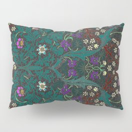 Blackthorn - William Morris Pillow Sham