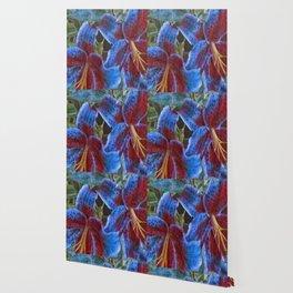 Wild Lilies Wallpaper